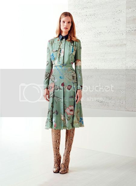 Gucci Cruise 2015 Collection