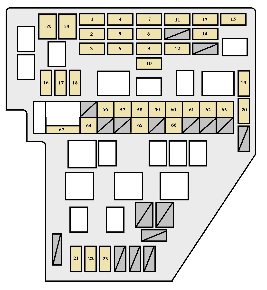2005 Toyota Sienna Fuse Diagram Best Wiring Diagrams Inspector Inspector Ekoegur Es