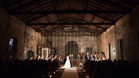 6 Loft & Studio Style Wedding Venues in Georgia We Love