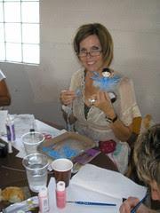 Artistic Affaire: My Workshop! Joy!