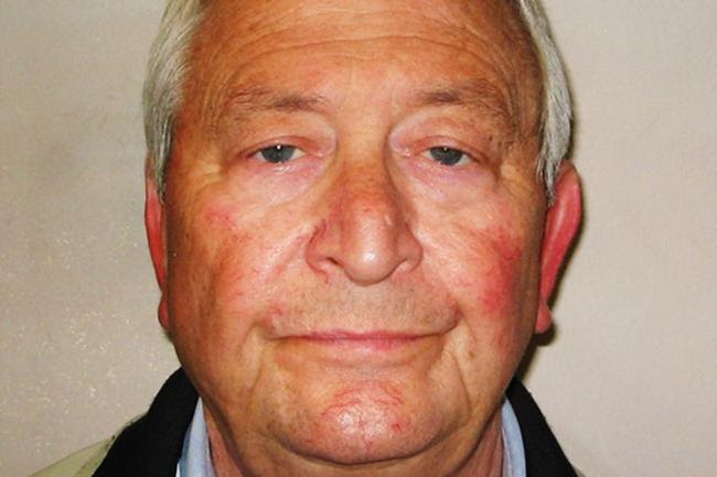 BEST QUALITY AVAILABLE Undated Metropolitan Police handout photo of Hatton Garden burglar Terry Perkins, 69, who has died in HMP Belmarsh.