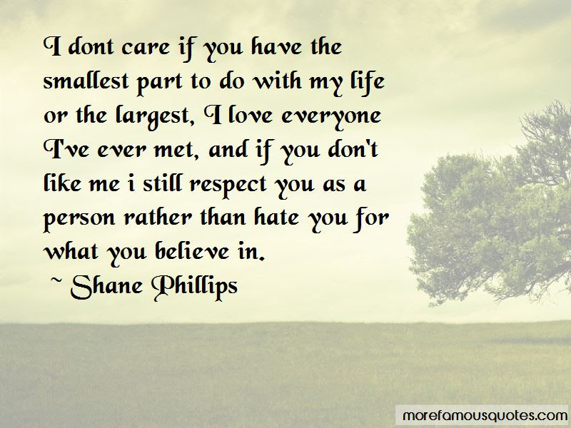 I Dont Care I Love Him Quotes Top 5 Quotes About I Dont Care I