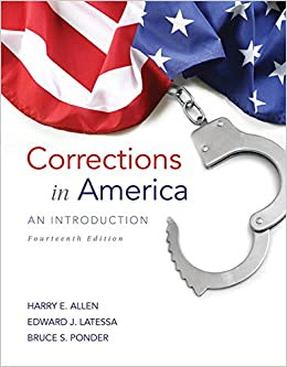 Corrections In America An Introduction 14th Edition