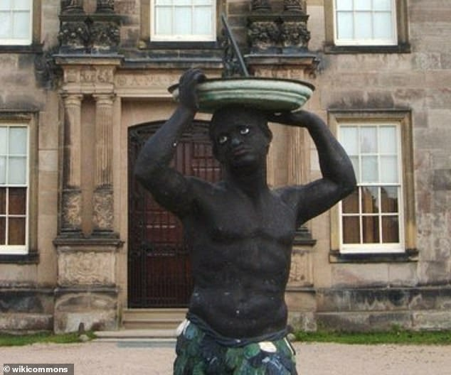 Image National Trust will keep the majority of 'distressing' artefacts linked to slavery and colonialism on show in its 300 stately homes in bid to inspire 'debate'