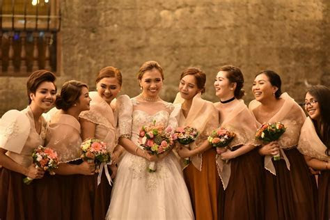 Pin by Dezh Dasalla on Filipiniana Wedding