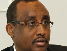 Somalia Transitional Federal Government (TFG) Interim Prime Minister Abdiweli Mohamed Ali Gas says that the breakaway Somaliland Republic is actually a part of Somalia. The TFG is backed by the United States and the West. by Pan-African News Wire File Photos