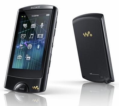 Sony Walkman NWZA865B--01