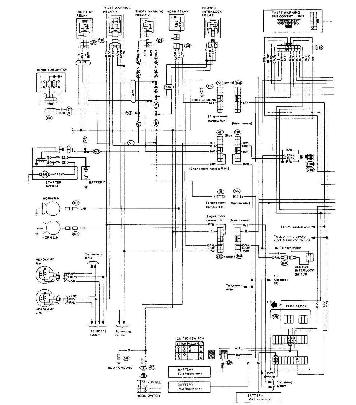 [DIAGRAM] Nissan D21 Wiring Diagram Light FULL Version HD ...