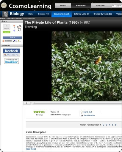 http://www.cosmolearning.com/documentaries/the-private-life-of-plants-391/1/