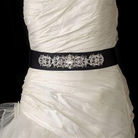 Rhinestone Belt For Wedding Dress   Wedding and Bridal