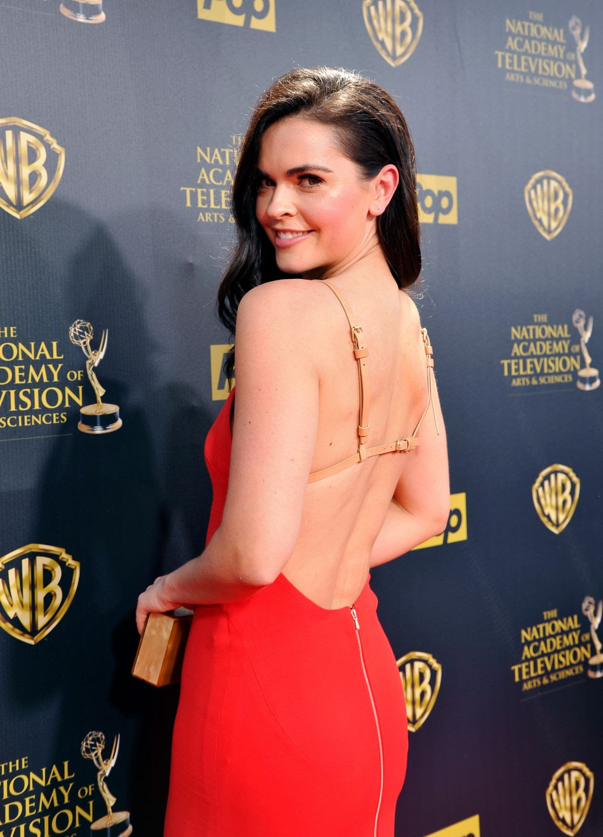 KATIE LEE at 2015 Daytime Emmy Awards in Burbank