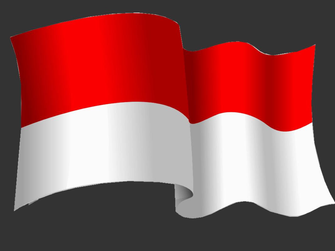 Download 88 Gambar Dp Bbm Bergerak Bendera Merah Putih