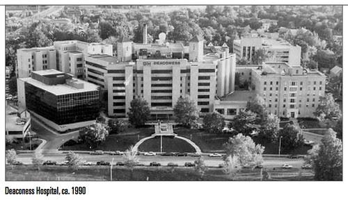 Deaconess Hospital 1990