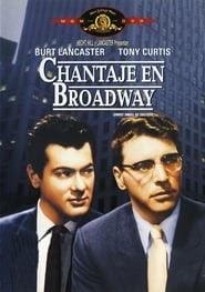 Chantaje en Broadway película 1957 online castellano subtitulada