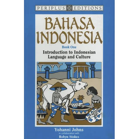 Will Buckingham London, H9, The United Kingdom's review of Bahasa Indonesia Book 1