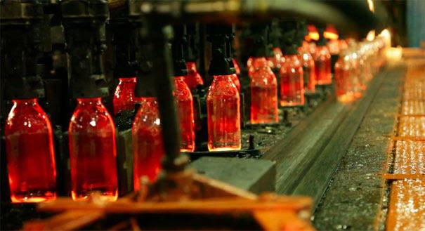 Πως γίνεται η ανακύκλωση γυάλινων μπουκαλιών
