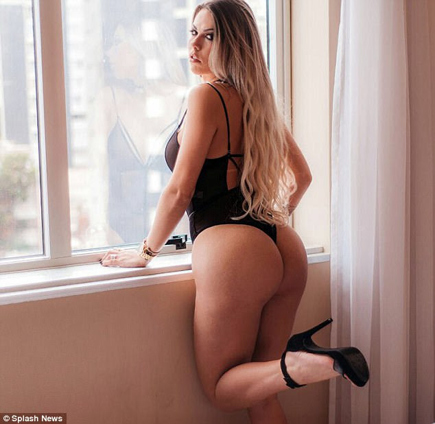 Image result for Paula Oliveira Brazil Miss BumBum
