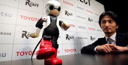 robot, biết nói, trò chuyện, người máy, con người, đầu tiên, thế giới