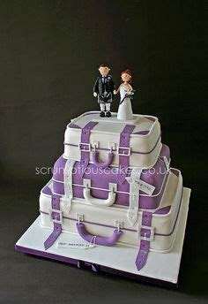 1000  images about cake suitcase on Pinterest   Suitcase