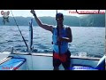 "Amazing Fishing ""Barracuda for a good start - Bali Sea Fish Touring"