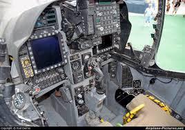 AV-8B Cockpit