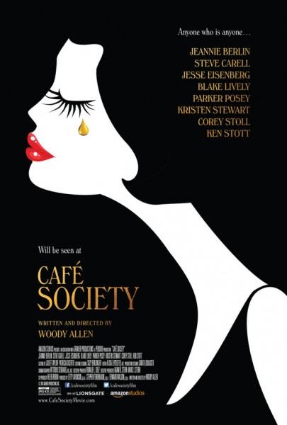 Café Society : Poster