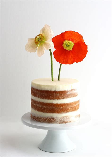 DIY: Flower Vase Cake ? Alana Jones Mann