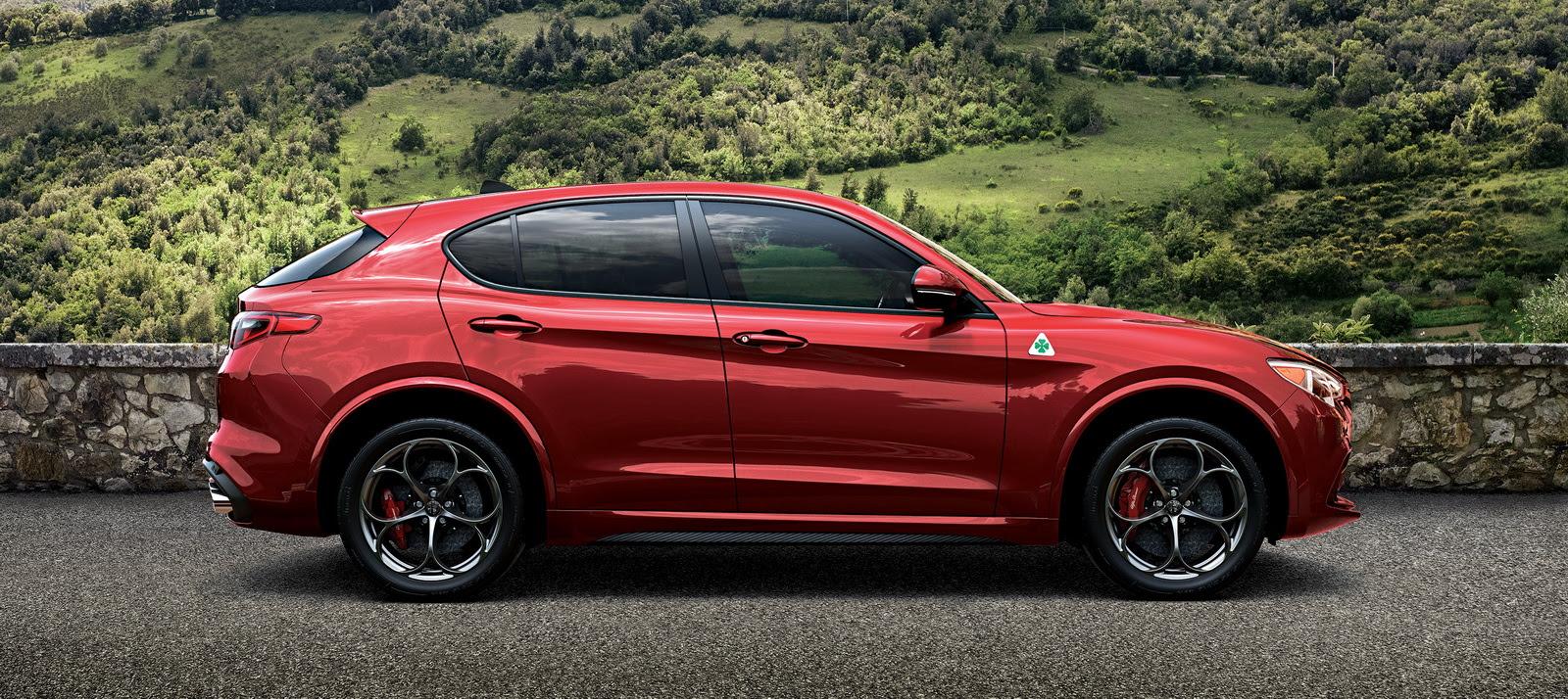 Αποτέλεσμα εικόνας για Live από πέρασμα Stelvio: Οδηγούμε το πρώτο SUV στην ιστορία της Alfa Romeo!