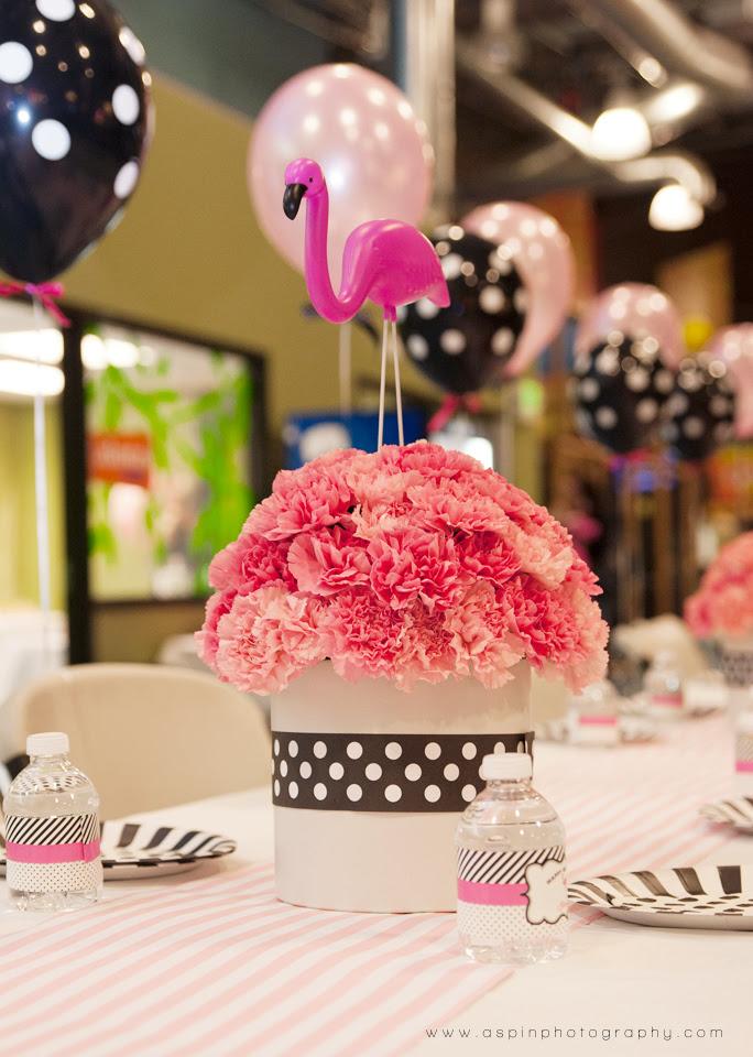 A Pink Flamingo Birthday Party Anders Ruff Custom Designs Llc