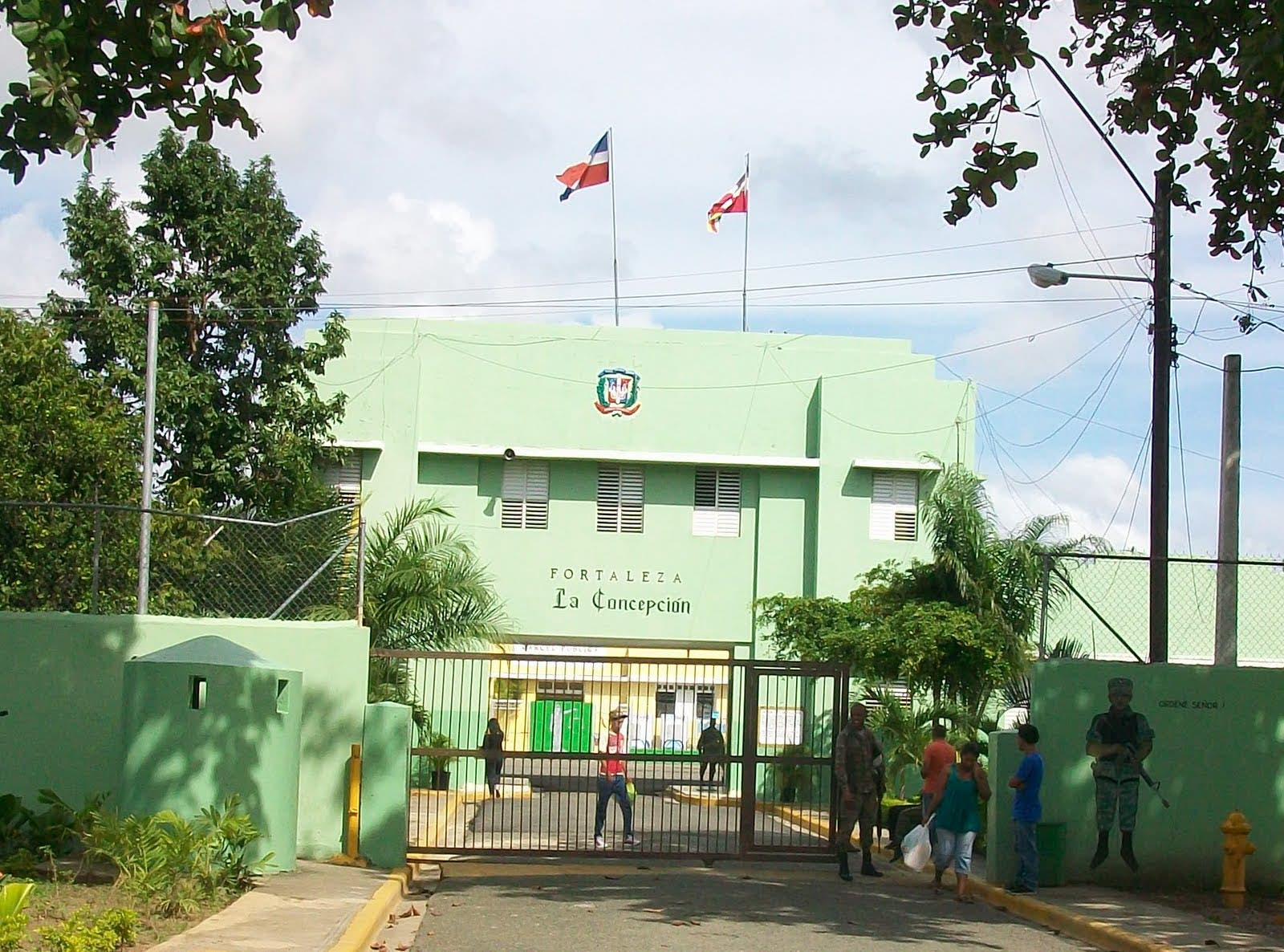 Resultado de imagen para cárcel La Concepción, en La Vega