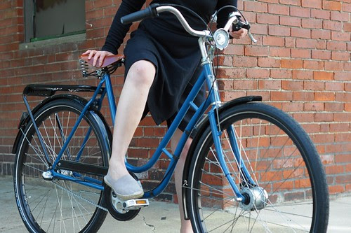 Magic Cycling Dress Prototype