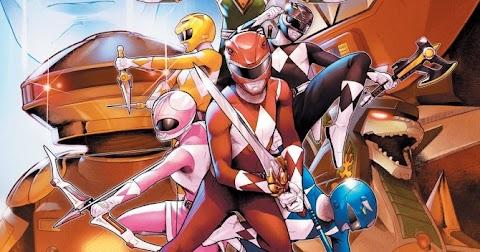 Power Rangers Comics Reading Order