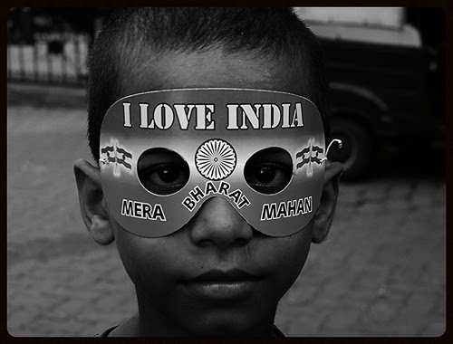 I Love India - Mera Bharat Mahan- Yes We Can by firoze shakir photographerno1