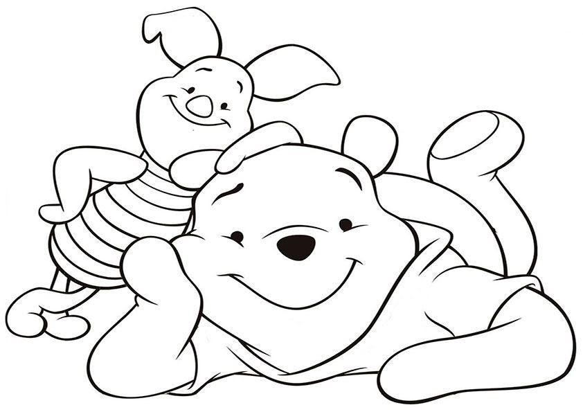 malvorlagen winnie pooh baby  aiquruguay
