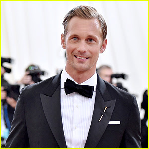 Is This Alexander Skarsgard's Secret Instagram Account?
