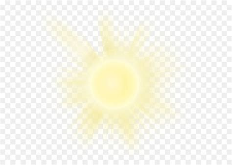 sunlight yellow transparent realistic sun png clipart