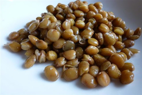 Easy recipes for cooking lentils