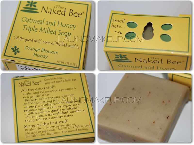 nakedbeesoap