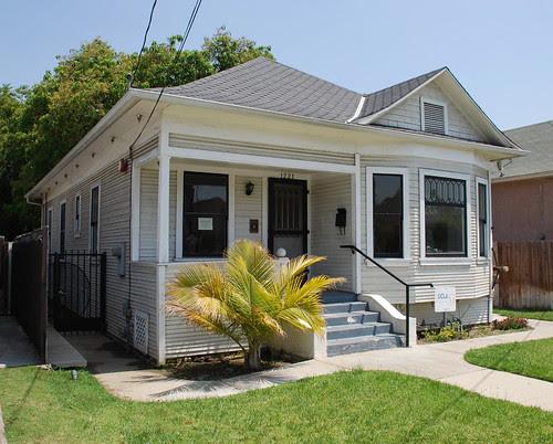 Ralph J. Bunche Home