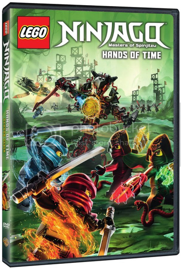 Lego Ninjago Hands of Time