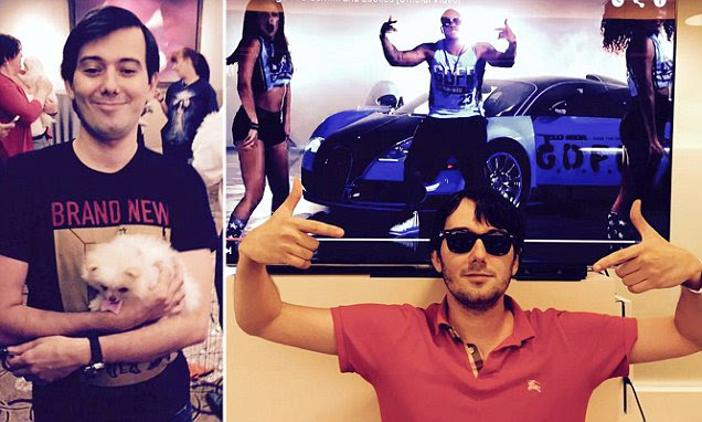 Martin Shkreli buys rights to AIDS medication and jacks up prices 5500%