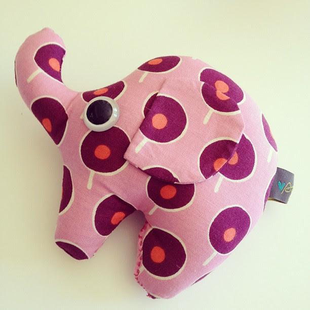 Elephant from Sandi Devenny