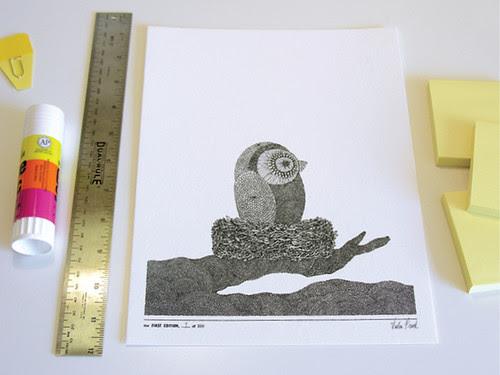 Illustration Inspiration: Sasha Prood