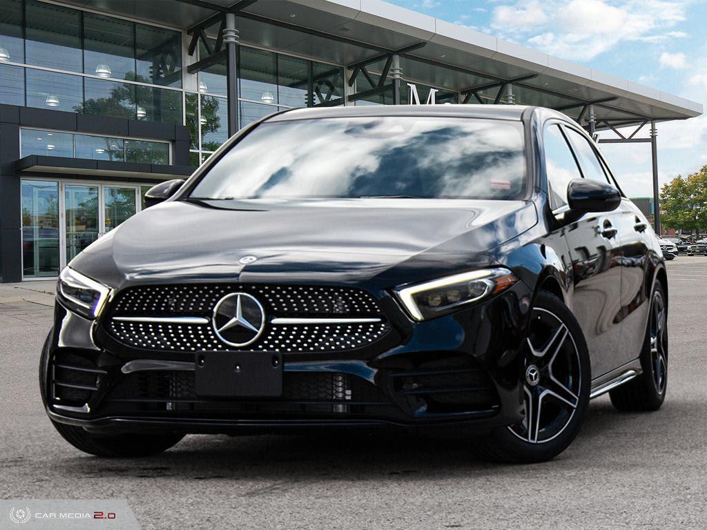 New 2020 Mercedes-Benz A-Class 4MATIC Hatch 5-Door ...