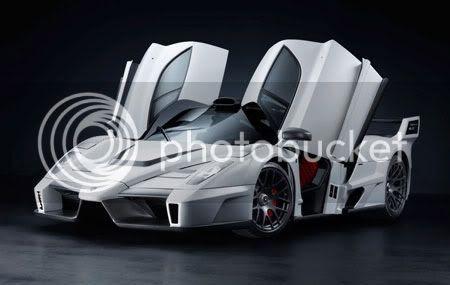 2010 Ferrari Enzo MIG-U1 by Gemballa