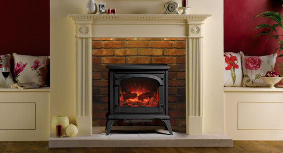 [+] Fireplace Surrounds For Stoves
