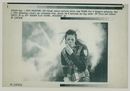 Michael Jackson - Sept 1, 1993