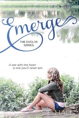 Emerge (Evolve Series) by S.E. Hall