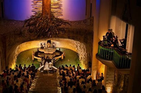 Xcaret Chapel of Guadalupe #xcaret #mexicoweddings #