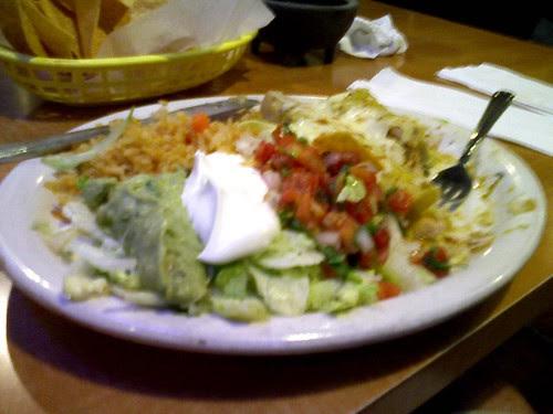 Garibaldi Enchiladas